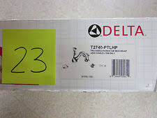 Pewter Bathroom Faucet by Delta Pewter Faucet Ebay