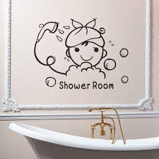 Bathroom Shower Waterproofing by Popular Shower Door Stickers Buy Cheap Shower Door Stickers Lots
