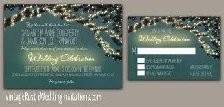 forest wedding invitations tree wedding invitations page 2 of 2 vintage rustic wedding