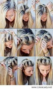 step to step hairstyles for medium hairs the 25 best simple hairstyles for school ideas on pinterest