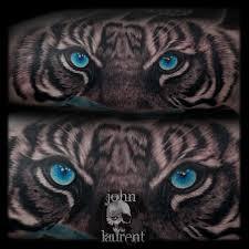 eye of the tiger white buffalo gallery