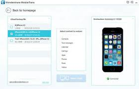 icloud backup for android transfer data from itunes icloud backup files to iphone 8