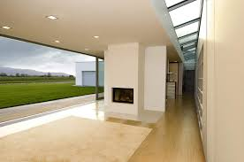 sliding glass walls of the house in slovenia most beautiful