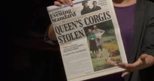shocking news the queen u0027s corgis have been stolen