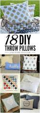 Make Your Own Home Decor Diy Throw Pillow Tutorials 18 Great Home Decor Ideas