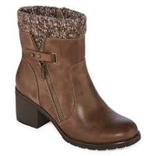 womens boots on sale jcpenney mid booties s boots for shoes jcpenney