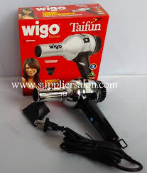 Hair Dryer Wigo Murah Di Surabaya hair dryer wigo taifun styling 1000 watt merah supplier alat salon