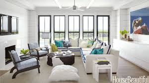 Color Decorating Ideas Colorful Design Ideas - Adding color to neutral living room