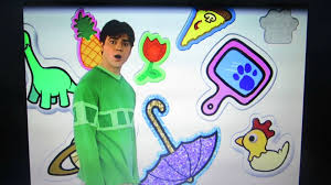 blues clues my favorite things music video youtube