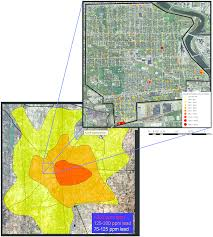 geochemical legacies and the future health of cities a tale of