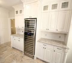 Custom Kitchen Cabinets Toronto by Kitchen Built In Wine Fridge Toronto Custom Concepts Kitchens