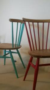 Dining Room Table Refinishing 1960s Ercol Chairs Found For 10 Woodglued And Fixed Split In