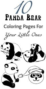 download coloring pages panda bear coloring pages panda bear