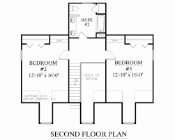 small two story house floor plans 50 inspirational simple 2 story house plans house floor plans