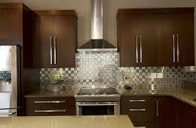 Elegant Stainless Steel Tile Backsplash  Great Home Decor - Stainless tile backsplash