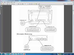 honda car radio stereo audio wiring diagram autoradio connector
