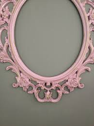 Cheap Shabby Chic Mirrors by Pink Nursery Wall Frame Shabby Chic Ornate Oval Frame Wedding