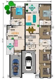 Dual Occupancy Floor Plans Ipswich Cashflow Positive Dual Occupancy Brisbane Unit