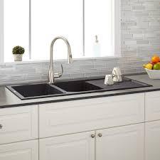 kohler cast iron farmhouse sink peachy colored kitchen sinks utility sink composite drop along with