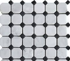 white carrara marble mosaic tile collection mosaic tile direct