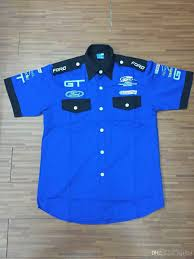 lexus logo clothing logo embroidery for ford gt performance racing team shirts ford