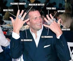 Tom Brady Memes - nfl memes on twitter updated tom brady ring breakdown