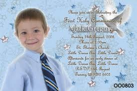 communion invitations boy boys holy communion invitation boys photo holy communion