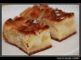 recette de cuisine sans oeuf gâteau moelleux aux pommes sans oeufs spécial allergies
