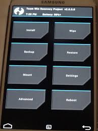 custom recovery android guide how to flash in your custom recovery and other basics twrp