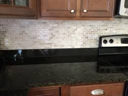 Brick Tile Backsplash Kitchen Ms International Chiaro Brick 12 In X 12 In X 10 Mm Tumbled
