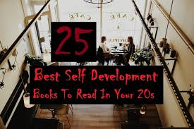 best self development books to read in your 20s
