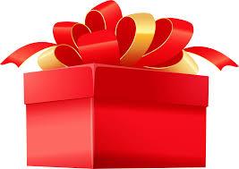 gift box box png image