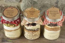 diy gift series cookie jars