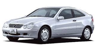 mercedes kompressor coupe mercedes c class sports coupe c200 kompressor sport coupe