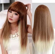 gambar tutorial ombre rambut 19 model rambut shaggy pendek sebahu dan panjang 2018 fashion