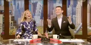 live with kelly u0027 names winner of viewer co host search tvweek