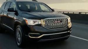 Analytics Sle Reports by 2017 Gmc Acadia Sle 1 Tv Commercial Like A Pro Anthem Ispot Tv