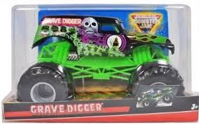 wheels monster jam grave digger truck amazon com wheels monster jam scale grave digger die cast truck