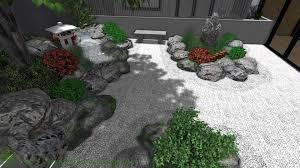 japanese garden design melbourne australia condo courtyard