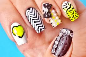 nails u0026 cute designs for back to 2013 youtube