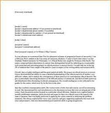 personal recommendation letter letter of reference personal