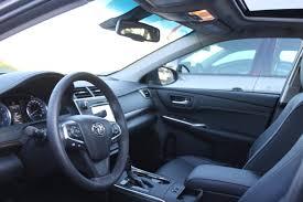 2015 Camry Le Interior 2016 Honda Accord Vs 2016 Toyota Camry Autoguide Com News