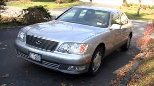 lexus ls400 1999 lexus ls 400 walk around youtube