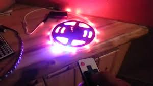 led strip light 5050 waterproof battery powered with remote