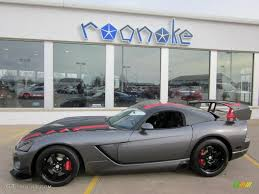 Dodge Viper Acr Specs - 2009 graphite metallic dodge viper srt 10 acr coupe 42378775