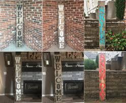 Outdoor Decorative Signs Patio Decor Wooden Signs Outdoor Decor Outdoor Wood Signs