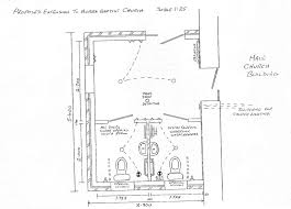 Gothic Church Floor Plan by Building Renovation Floor Plans St Pauls United Methodist Church