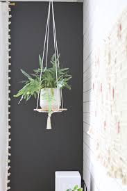 Hanging Plant Hanging Plant Shelf Diy U2013 A Beautiful Mess