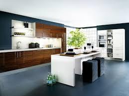cuisine moderne ilot central bar ilot central best cuisine design avec ilot central cuisine avec