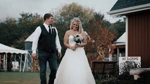 trent and jordan a country style wedding youtube
